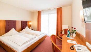 Hotel Vater Rhein in Maximiliansau im Sommer 2016
